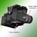 Pan&Tilt, Motorised, Lightweight – Hornet