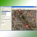 Fleet Management System based on Google Earth